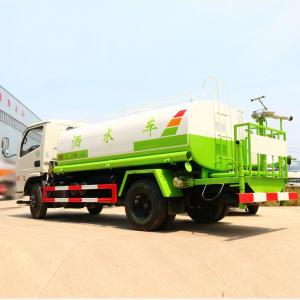 China Cheaper Price of 20000 Liters Water Tank Truck, Water Sprinkler Truck on sale