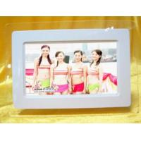 DHD 7 inch digital photo frame Supports Memory Card SD,  MS,  MMC,  Card Reader