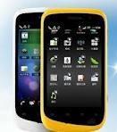 telefone celular de chamada video de 3G WCDMA com ósmio GPS e wifi A101 do androide