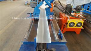 China Perno prisionero modificado para requisitos particulares del perfil y rollo de la pista que forma la máquina para el sistema de la mampostería seca on sale