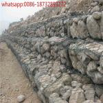 rocks in wire mesh/gabion garden edging/rock basket fence/garden wall wire baskets/gabion basket house