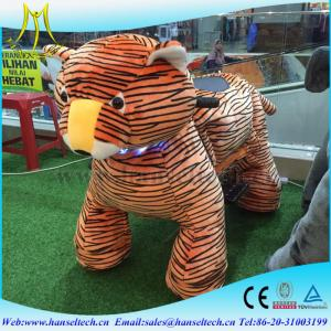 China Hansel indoor rides and 4 wheel kid ride electric animal scooter for sale on sale