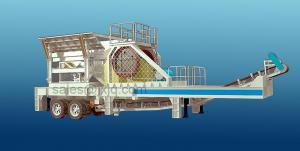 China Mobile Crusher Plant/Mobile Crusher For Sale/Mobile Crushers supplier
