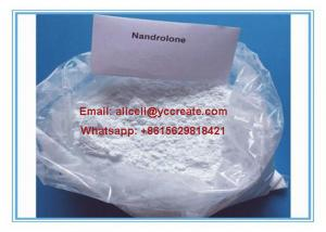 China 99% Purity No Side Effect Steroids Nandrolone Raw Hormone Powders Nortestosterone CAS 434-22-0 on sale