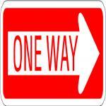 желтый дорожный знак треугольника