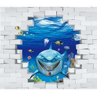China Osign 3D floor sticker for promotion on sale