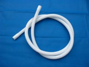 China Natural White PTFE Teflon Tubing / PTFE Teflon Hose For Automobile, 2.14 - 2.20g/cm³ on sale