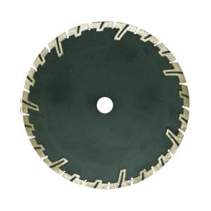 China 7-Inch Supreme Quality Dry or Wet Cutting General Purpose Power Saw T Segmented Diamond Blades for Granite Stone on sale