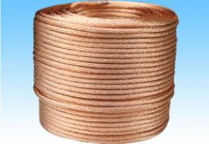 Quality Electrician Copper Wire Blank For Electric Transmission Line Overhead ACSR for sale