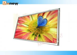China Slim High Brightness Monitor , Open Frame Monitor Hdmi Vga Dvi Inputs 178 Angle on sale
