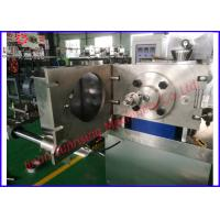 Cereal Bar Making Machine Round Shaped , Baby Food Cereal Processing Equipment