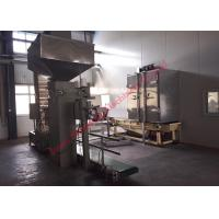 Nuggets Chunks Making Food Processing Equipment , Soya Bean Protein Grain Processing Machinery