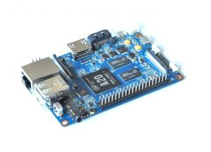 China Banana Pi A20 Dual-Core WiFi on board BPI-M1+ single board computer on sale