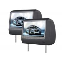 China SD Slot 9 Inch Car Headrest Dvd Player Build In Wireless Game Pad on sale