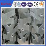 China OEM industrial aluminium extrusion profile,Aluminium profile for cnc drilling/bended wholesale