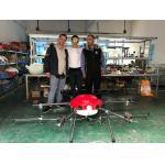 fibra de carbono autónoma del abejón de Spary de la granja de la prenda impermeable de la carga útil 20Kg, protección de las plantas de la agricultura Hexacopter