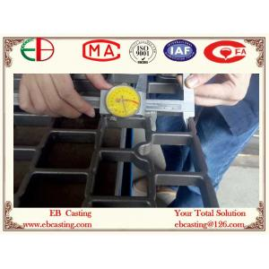 China Heat Steel Cast Trays for Annealing Furnaces up to 1000 degree Celsius EB22118 on sale