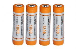 China High power lithium ion rechargeable batteries for Electronic Cigarette on sale