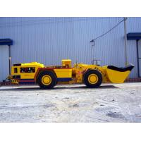 Sinome Heavy duty Underground hardrock mining equipments Electric LHD With ROPS / FOPS Standard