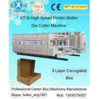 30kw Carton Making Machines With HRC58 - 62