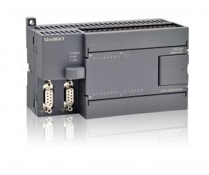 China UniMAT CPU similar as SIEMENS PLC 14DI / 10DO Micro PLC Controller on sale
