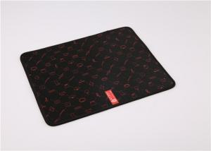 China Pano grosso extra de nylon do tapete do rato da borracha natural com impressão on sale