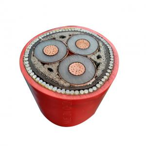 China 8.7/15KV armoured power cable 185mm2 240mm2 300mm2 400mm2 500mm2 630mm2 on sale