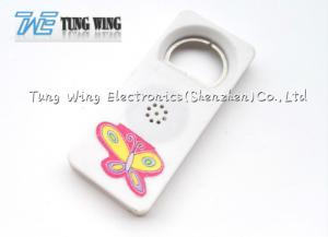 China Creative Music Bottle Opener with voice recording module for wine on sale