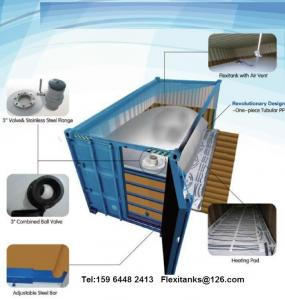China Top loading flexitank wholesale