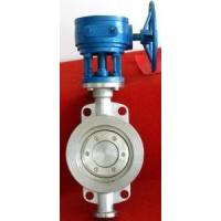 China Triple Eccentric Metal Seat Butterfly Valves Stainless Steel A351 CF8M,SS304,316L on sale