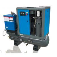 22Kw 30Hp Rotary Vane Air Compressor High Pressure For Various Driving Motors