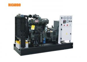 China Weifang Ricardo engine Diesel Generator Set open & soundproof on sale