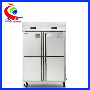 China Large Commercial Refrigerator Refrigerator For Restaurants , 1220*720*1880mm on sale