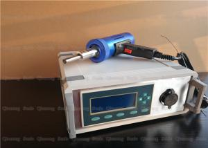 China Hi Power 800w Ultrasonic Plastic Welding Machine , Ultrasonic Spot Welding Device on sale