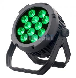 China RGB LED 12x10W Led Par Stage Lights With IP65 Waterproof Housing For Outside on sale
