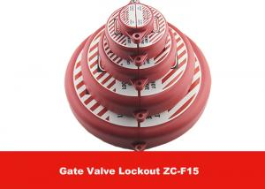 China Biggest Size Suitable for 254mm - 330mm Valve Rod Security Gate Valve Lock Out on sale