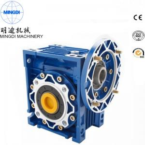 China Low Temperature Planetary Gear Reducer Tin Bronze Blue / Silver on sale