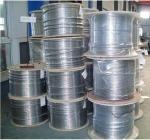 Round Coiled Line Pipe Stainless Steel Hydraulic Control Line For Oil Fields
