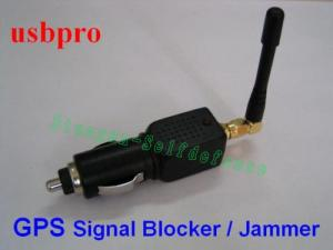 Quality The Car Use gps signal jammer/Isolator/Blocker(the Car Adapter Type)  808KA2 for sale