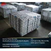 China AlSi AlMn AlFe AlCr AlTi  AlCu AlZr AlSr AlTiB  Aluminum Master Alloy Hardeners manufacturer on sale
