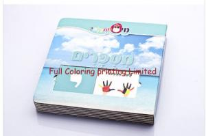 China Custom Kids Book Printing Service / Personalized Board Books For Toddlers on sale