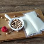 White Color Non GMO Soy Protein Powder , Soybean Powder No Adding Cane Sugar