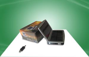 China Solar Powered Products DC 5.5V Portable Solar Battery Chargers on sale