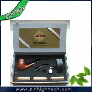China E pipe 601 Original Cigarro Gift Kit Big Vapor Electronic Cigarette Starter Kit on sale