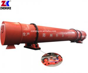 China Manganese ore powder rotary dryer with CE ISO certifications(Skype:Zhengke-Serena Fu) on sale