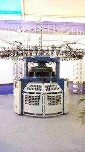 China Double Jersey Computerized Jacquard Circular Knitting Machine 50HZ 3 Phase on sale