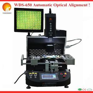 China Environmental ! WDS-650 ps3 soldering system repairing pc motherboard vga repair station mobile repair equipment on sale