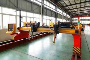 China Plasma stainless steel plate  CNC cutting machine on sale