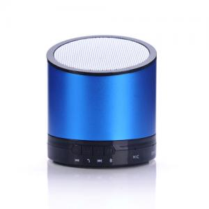 China Coloured Bluetooth Wireless Rechargeable Speaker Built In 450mAh Li-ion Battery on sale