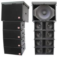 China LA-28 dual 8'' stage line array Mini pa speakers Line Array System Line Array cas speaker for outdoor concert 23KG on sale